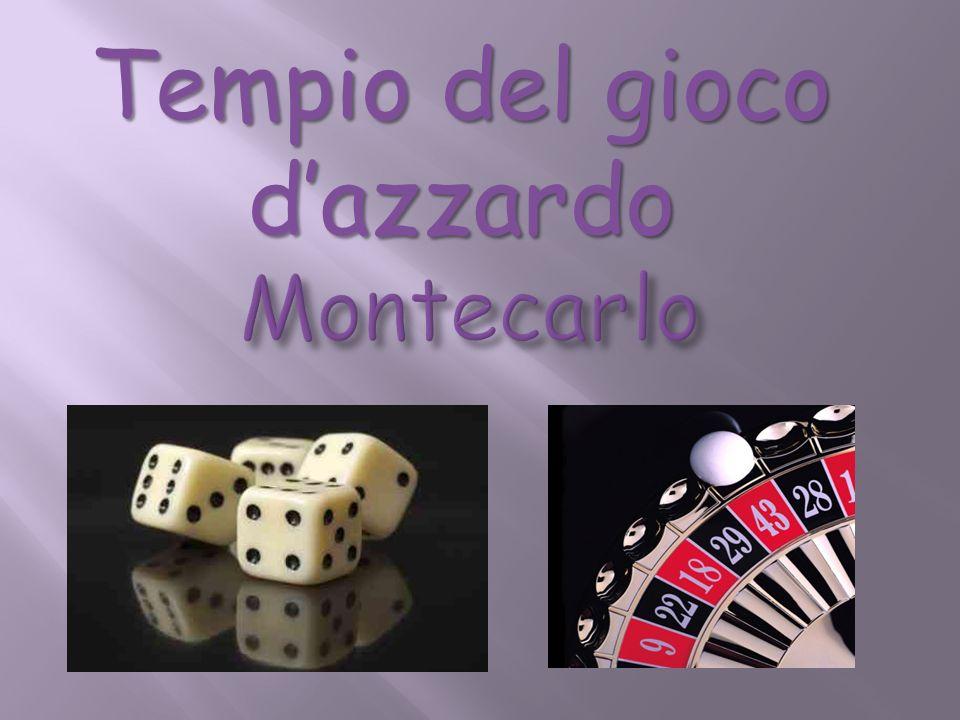 Tempio del gioco d'azzardo