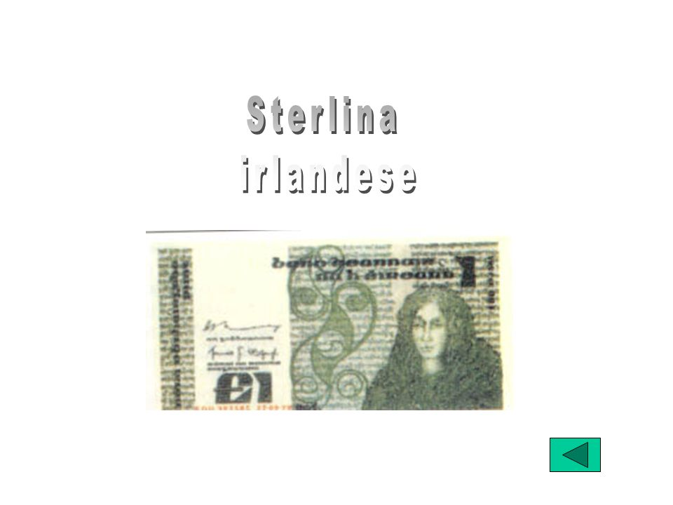 Sterlina irlandese
