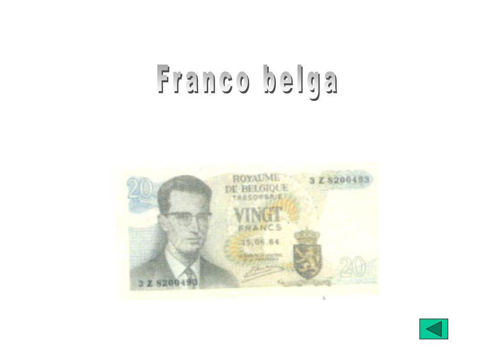 Franco belga