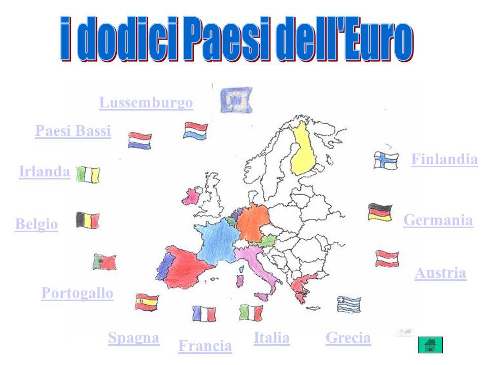 i dodici Paesi dell Euro