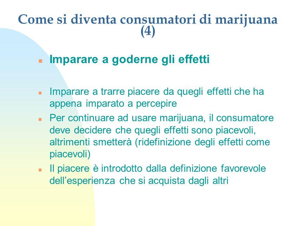 Come si diventa consumatori di marijuana (4)