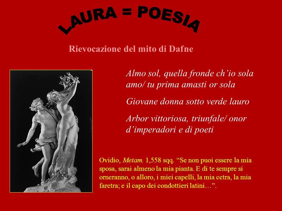 Rievocazione del mito di Dafne