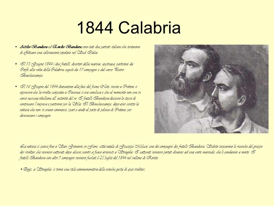 1844 Calabria