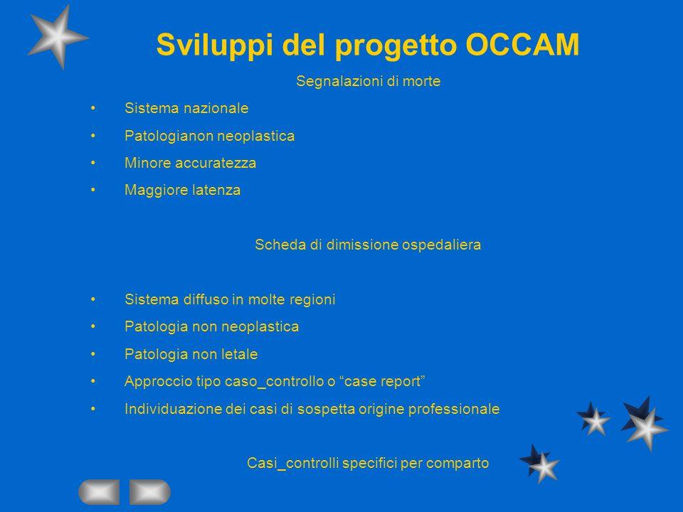 Sviluppi del progetto OCCAM