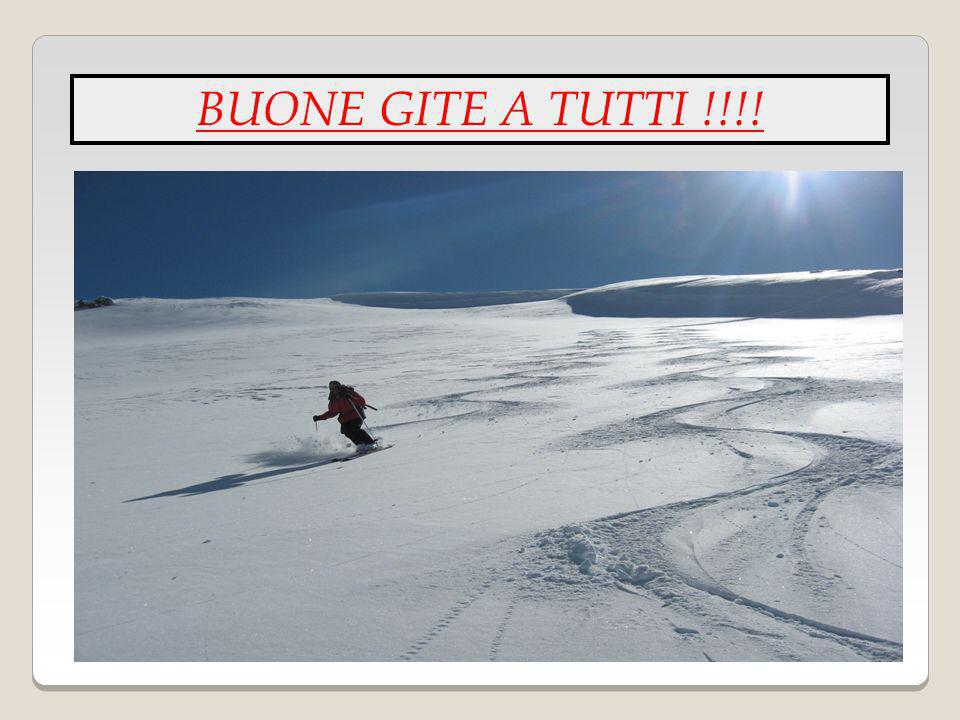 BUONE GITE A TUTTI !!!!