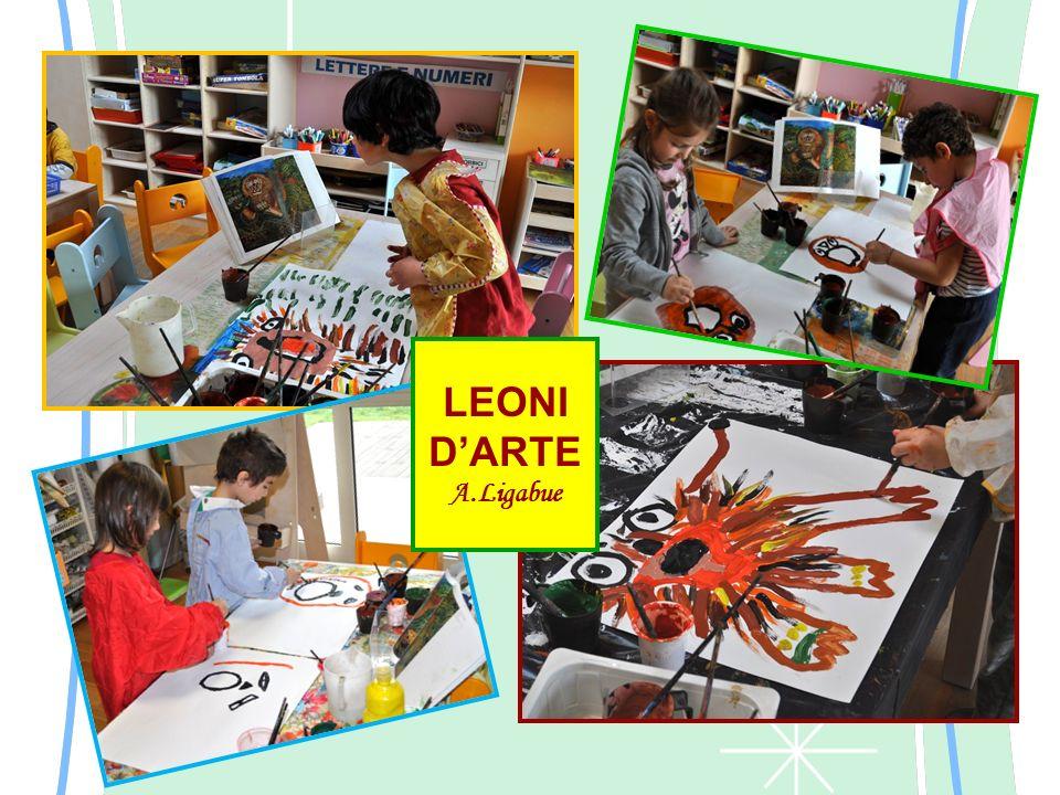 LEONI D'ARTE A.Ligabue