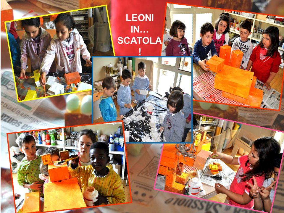 LEONI IN… SCATOLA!