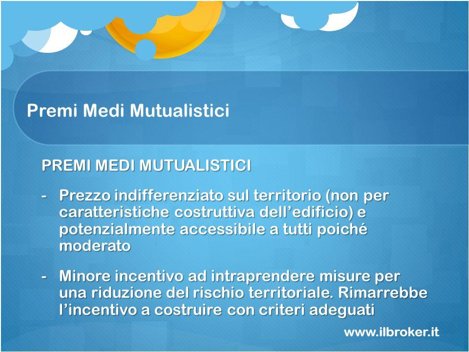 Premi Medi Mutualistici