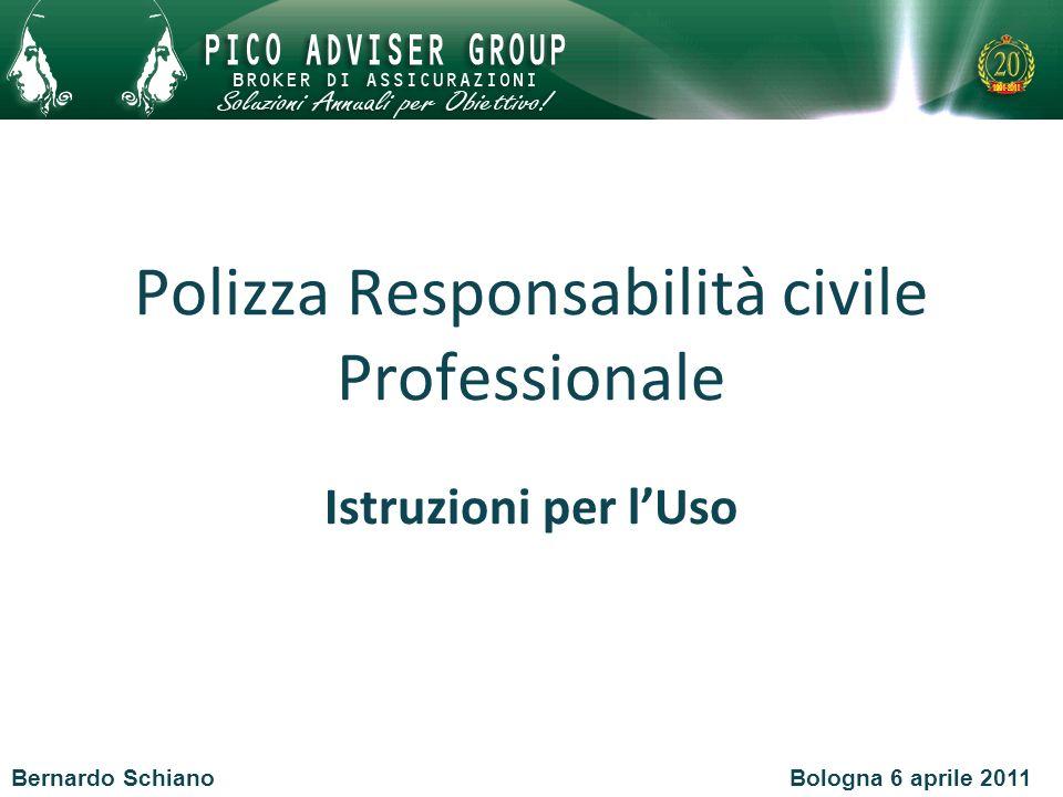 Polizza Responsabilità civile Professionale