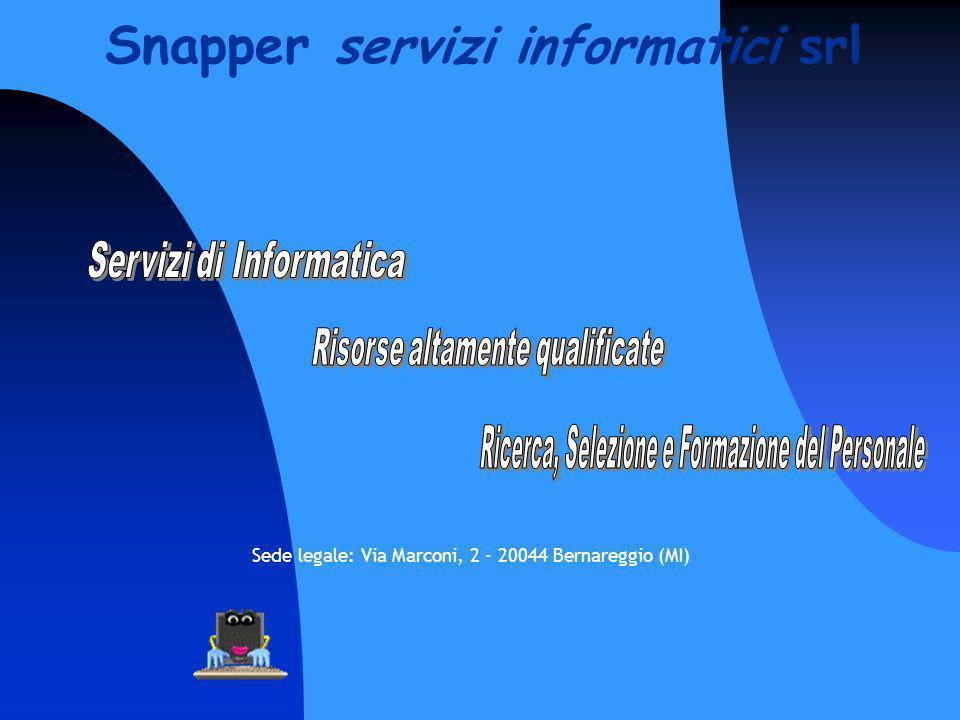 Snapper servizi informatici srl