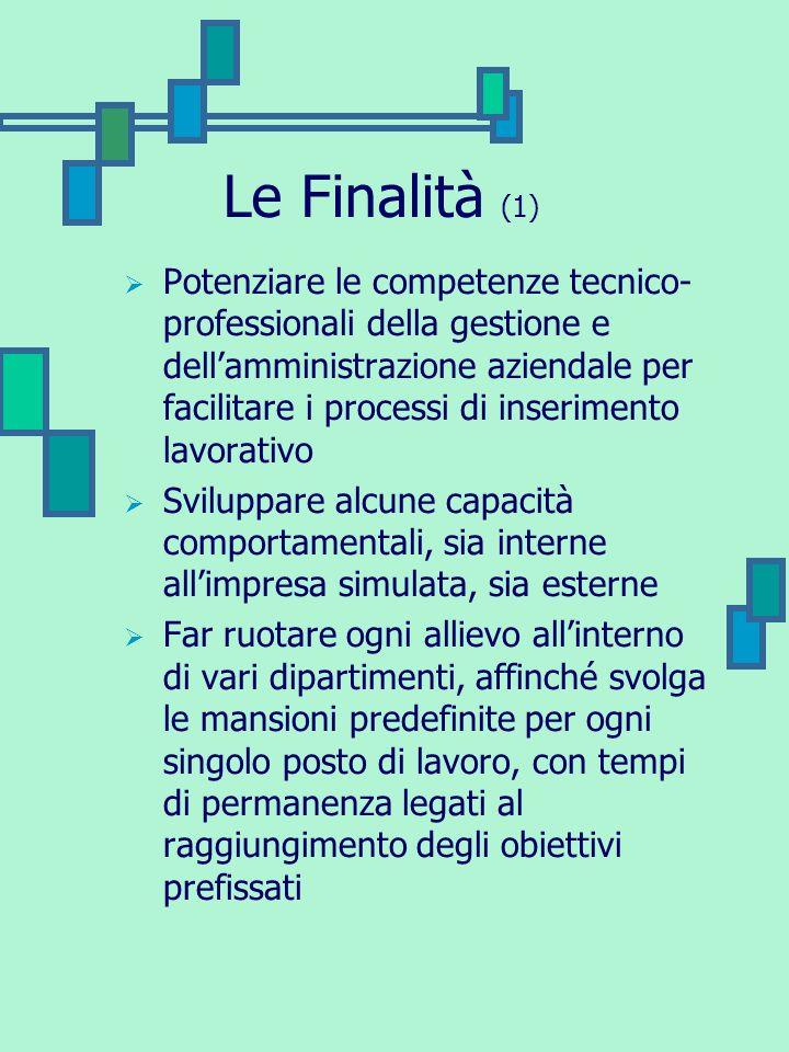 Le Finalità (1)