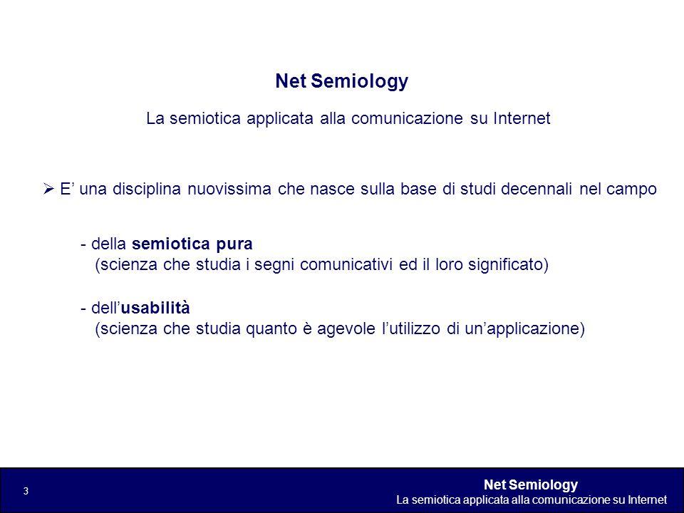 La semiotica applicata alla comunicazione su Internet