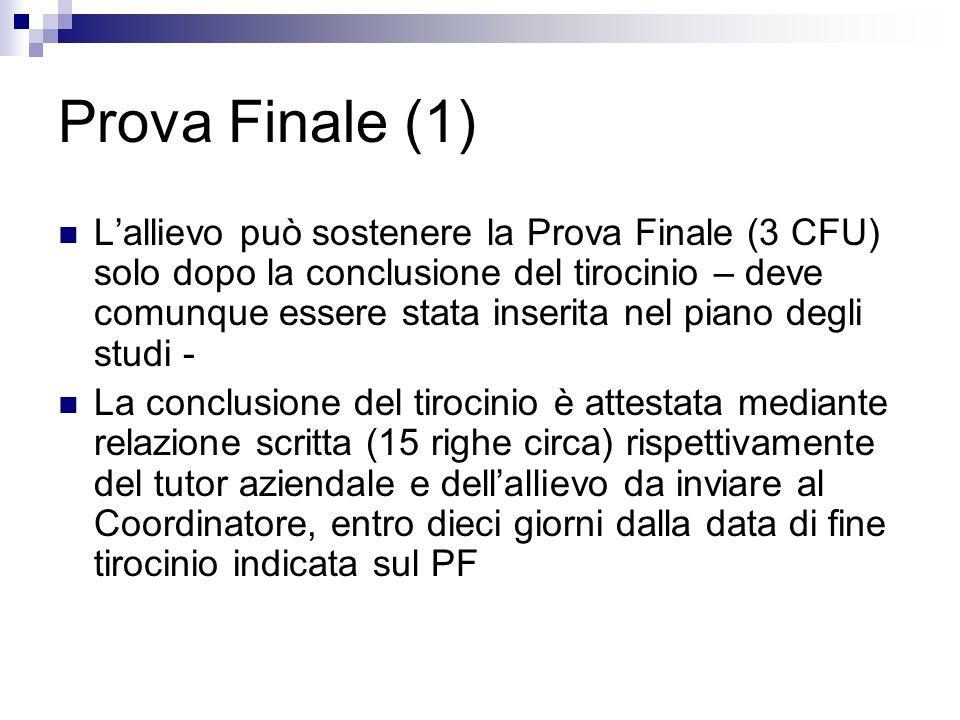 Prova Finale (1)
