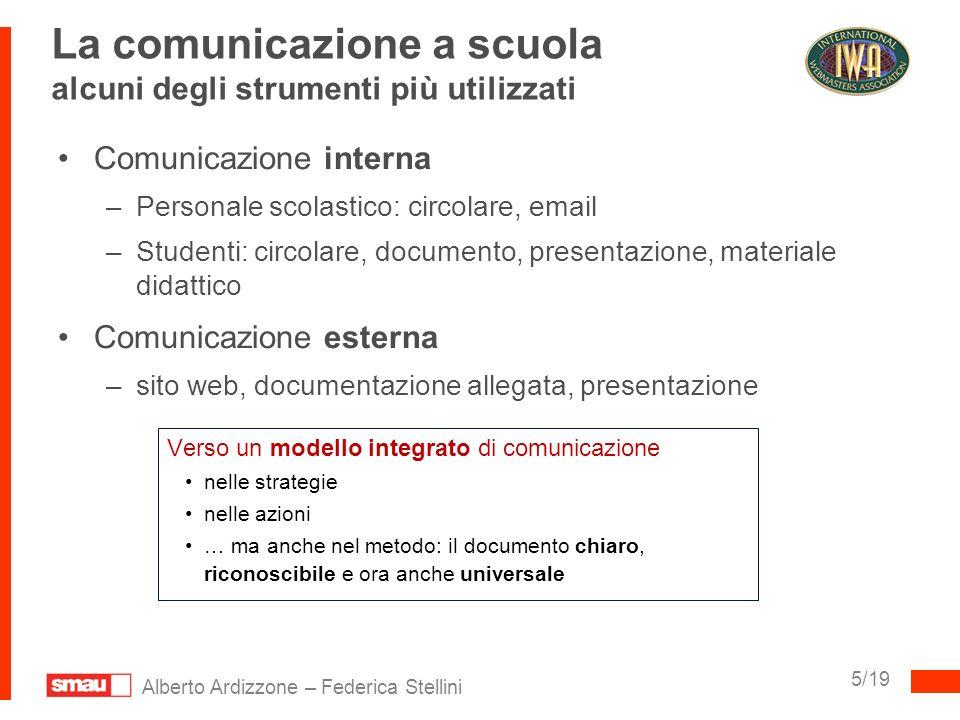 La comunicazione a scuola alcuni degli strumenti più utilizzati