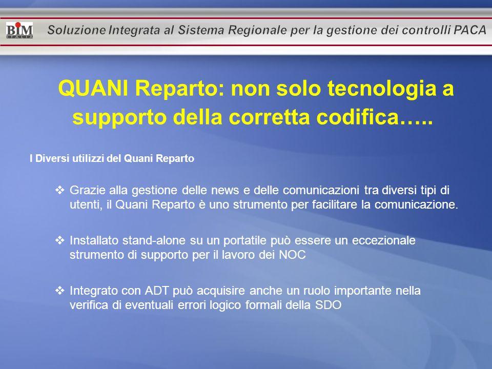 Soluzione Integrata al Sistema Regionale per la gestione dei controlli PACA