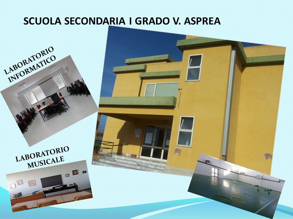 SCUOLA SECONDARIA I GRADO V. ASPREA