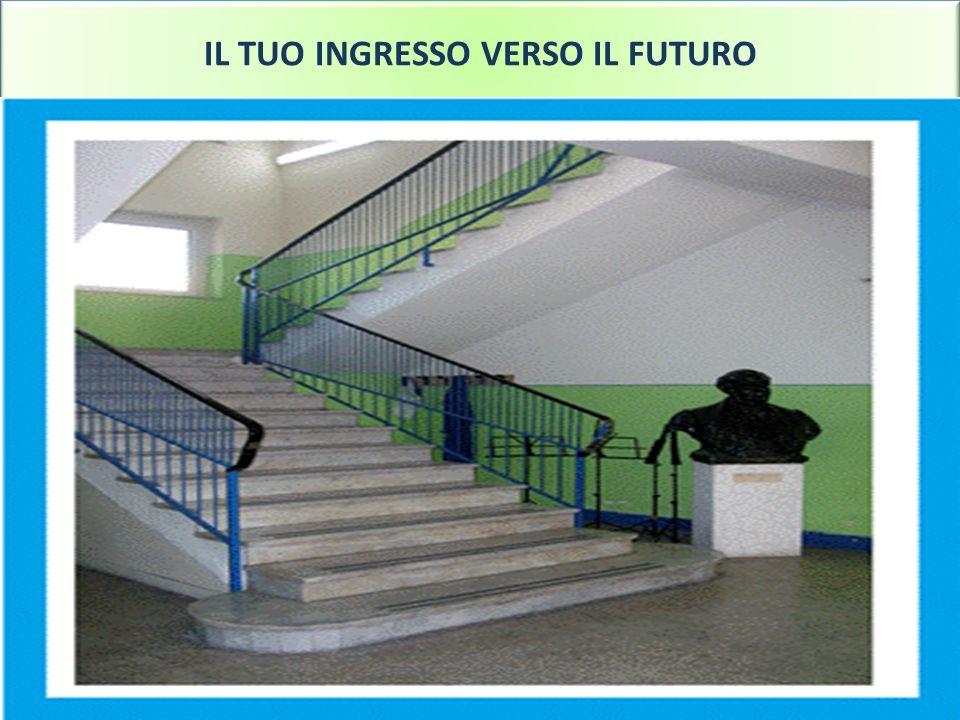 IL TUO INGRESSO VERSO IL FUTURO