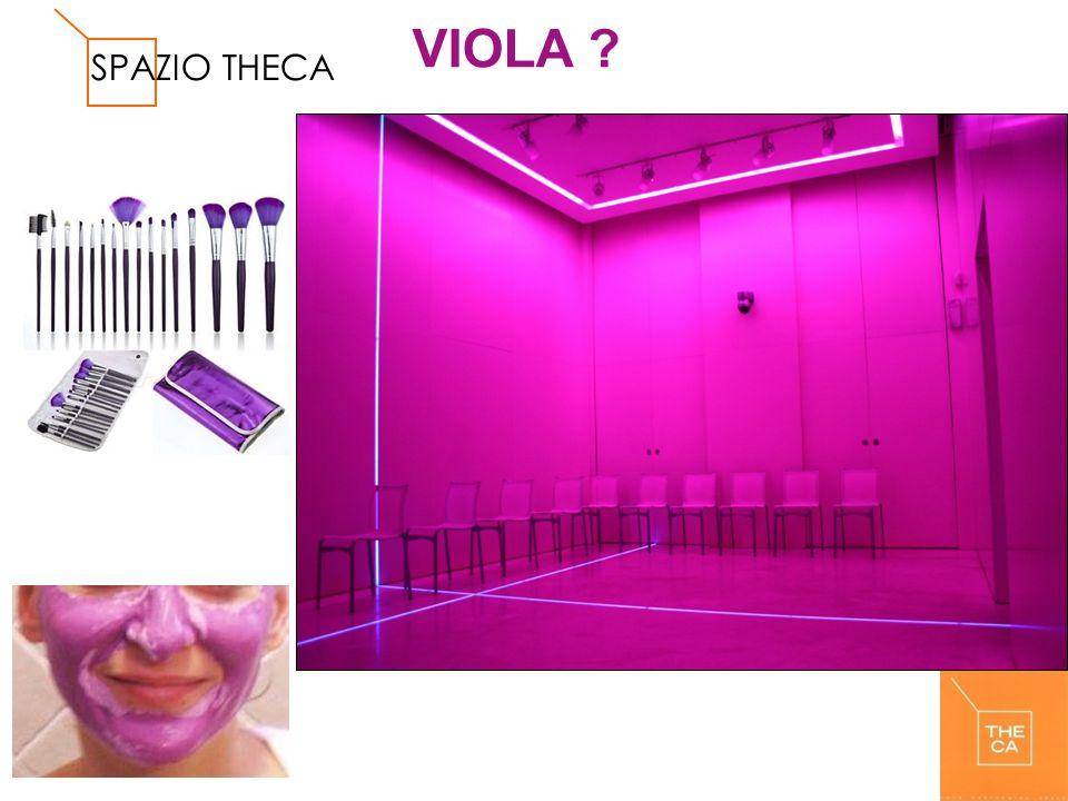 SPAZIO THECA VIOLA