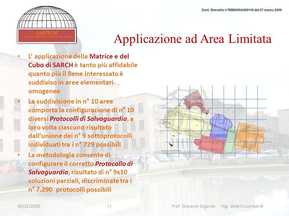 Applicazione ad Area Limitata