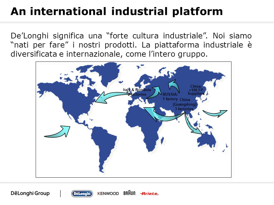 An international industrial platform