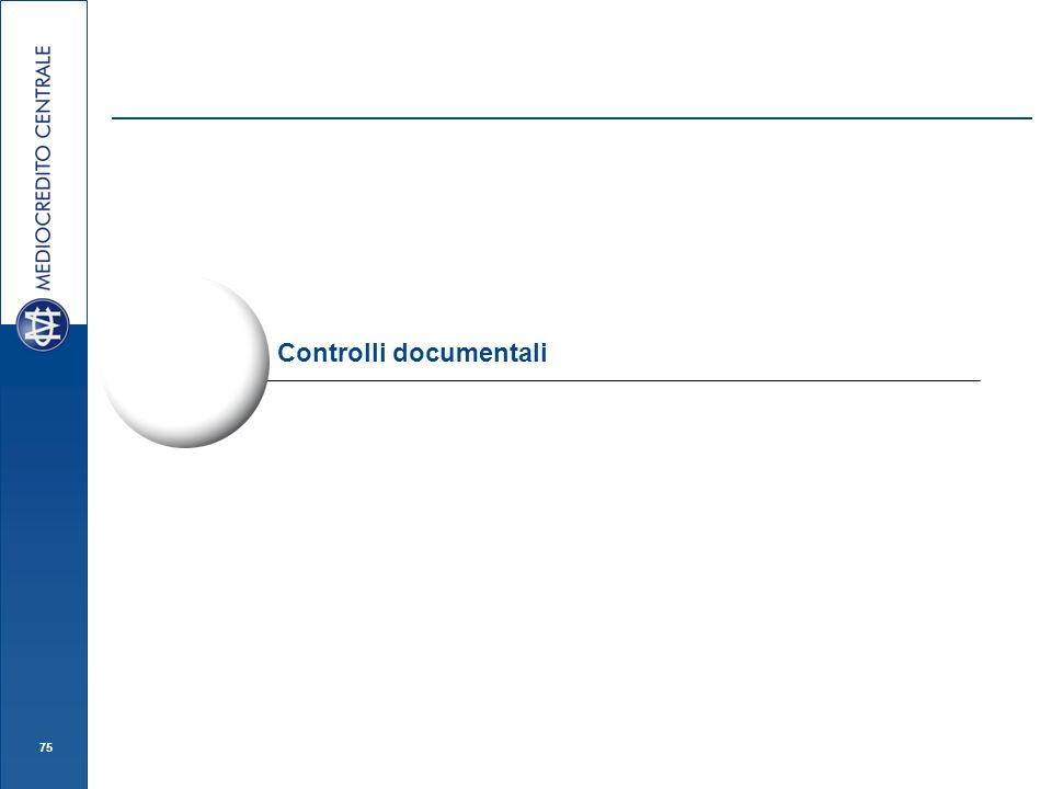 Controlli documentali