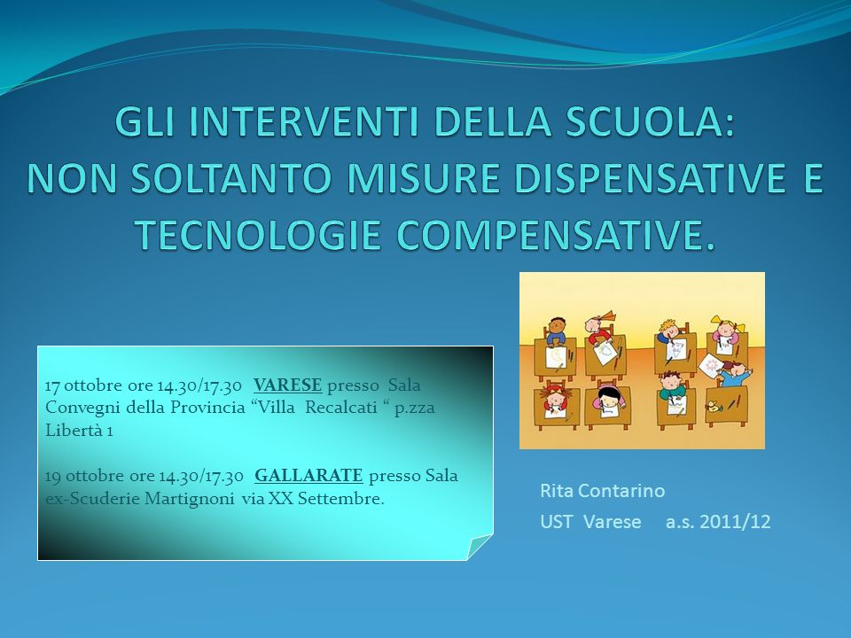 Rita Contarino UST Varese a.s. 2011/12