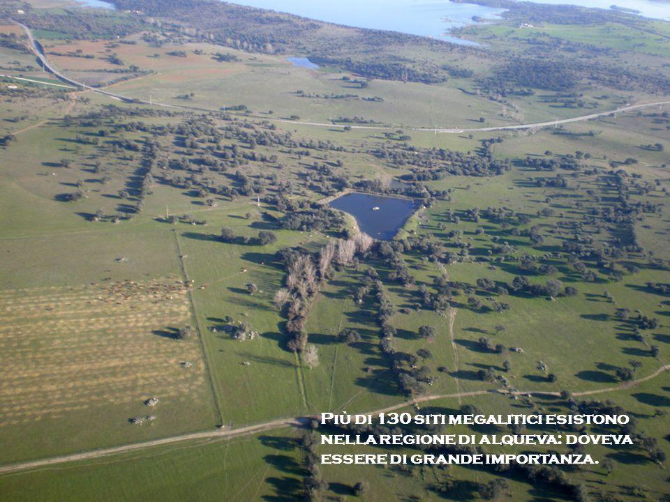 Più di 130 siti megalitici esistono nella regione di alqueva: doveva essere di grande importanza.