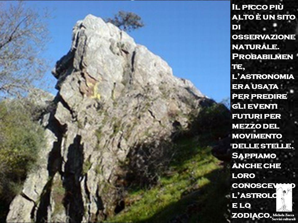 Il picco più alto è un sito di osservazione naturale