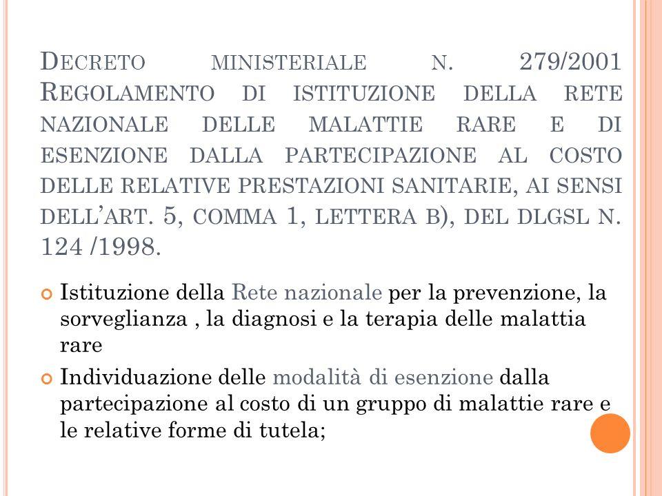 Decreto ministeriale n