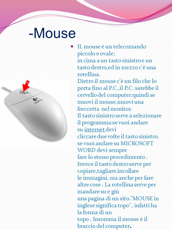 -Mouse