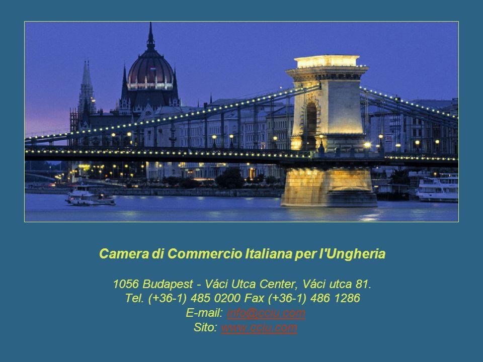 Camera di Commercio Italiana per l Ungheria