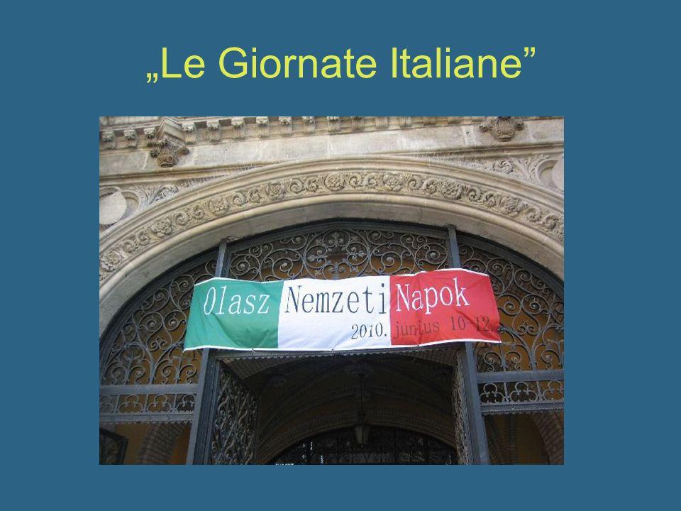 """""""Le Giornate Italiane"""