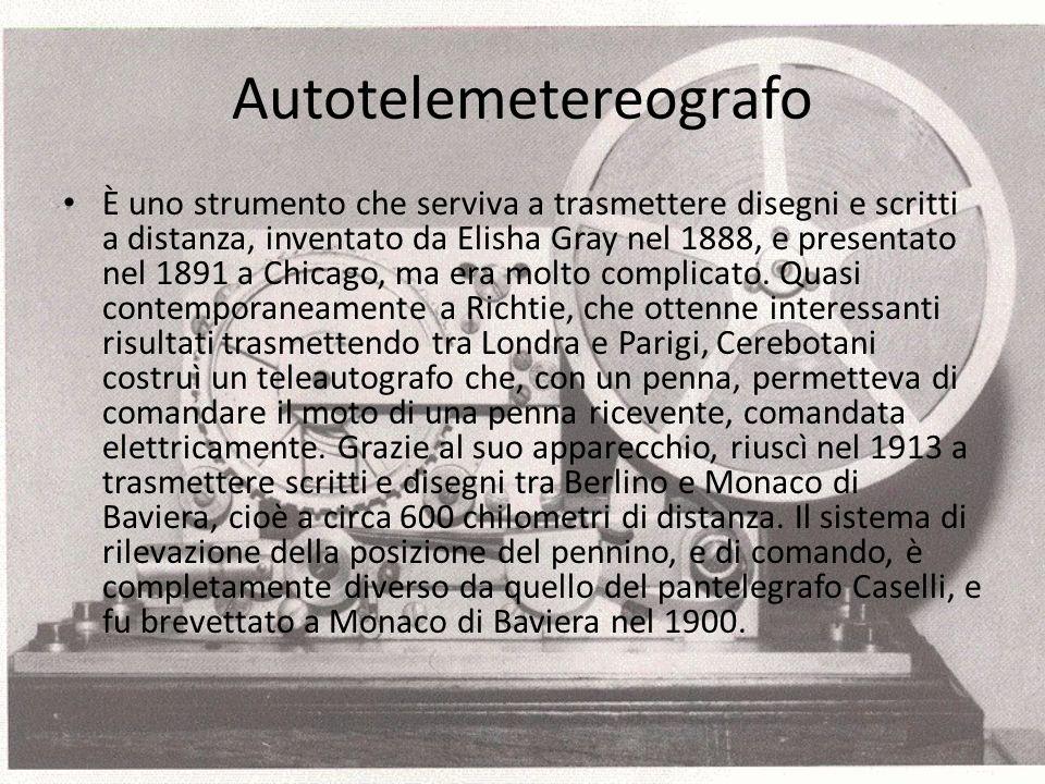 Autotelemetereografo