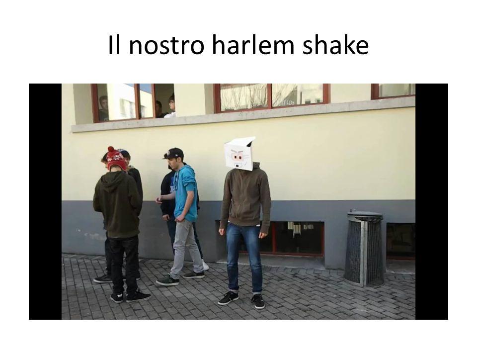 Il nostro harlem shake