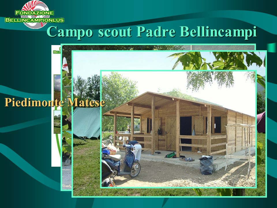Campo scout Padre Bellincampi