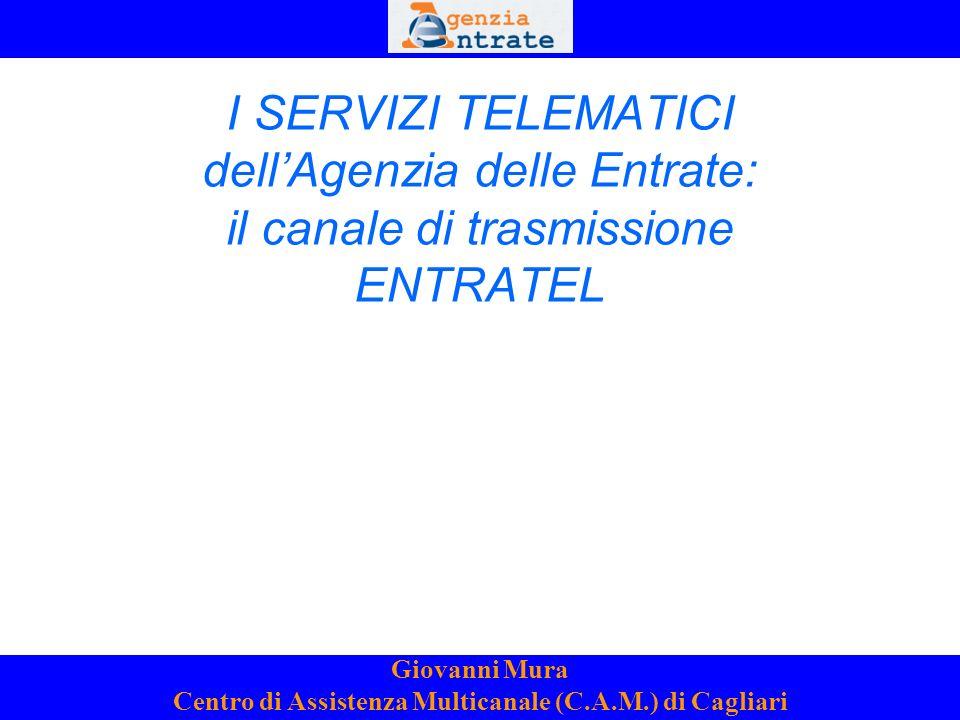 Centro di Assistenza Multicanale (C.A.M.) di Cagliari