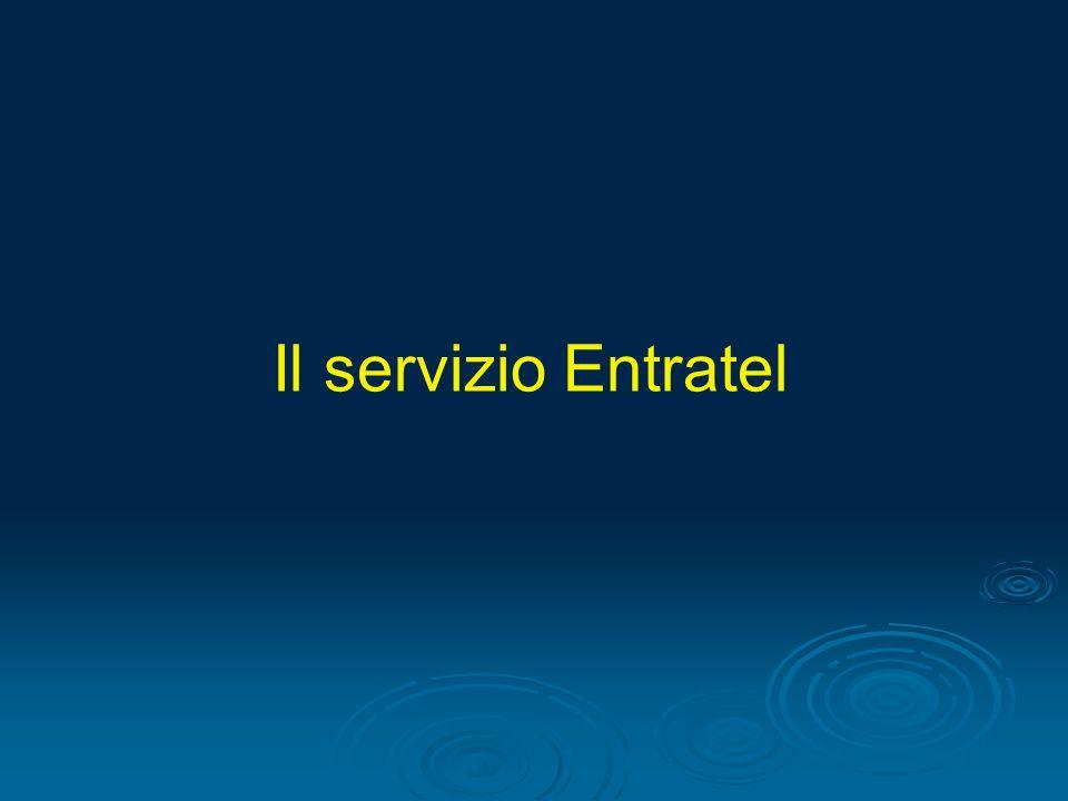 Il servizio Entratel