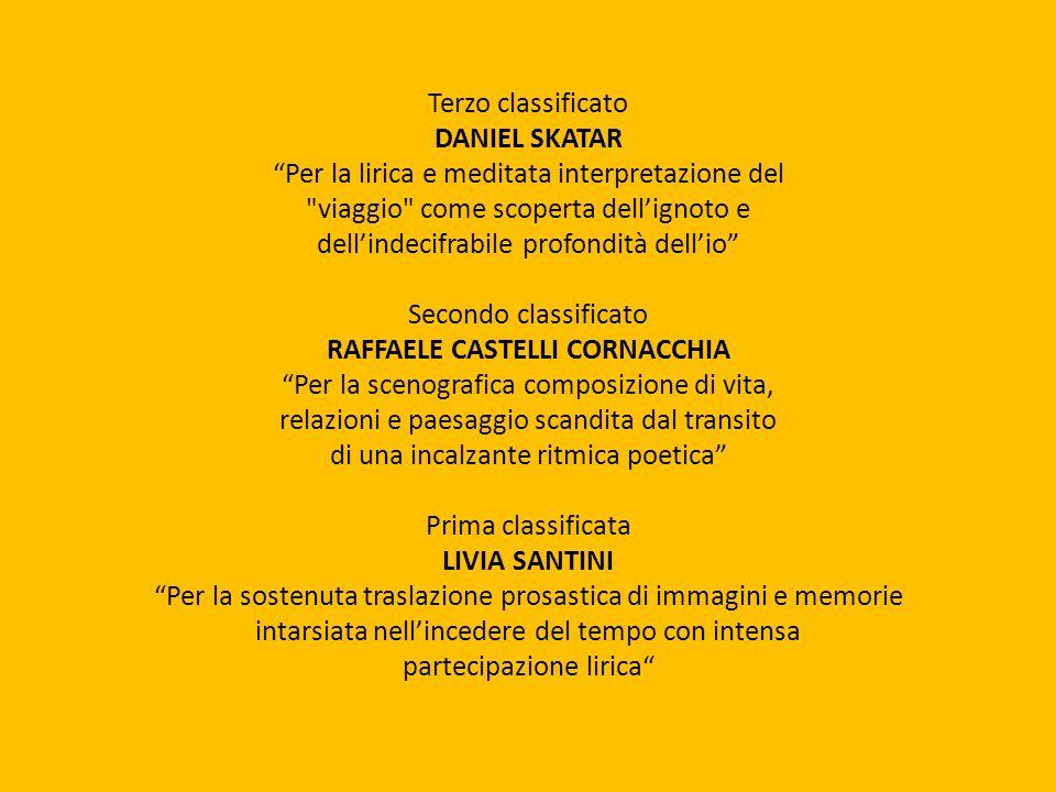 RAFFAELE CASTELLI CORNACCHIA