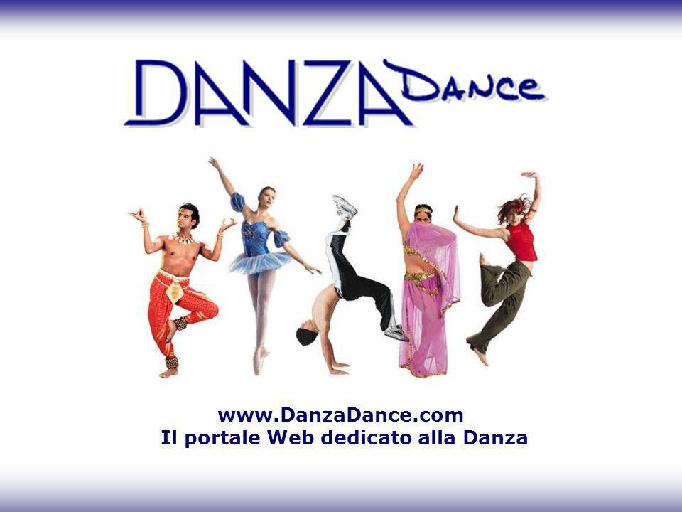 Il portale Web dedicato alla Danza