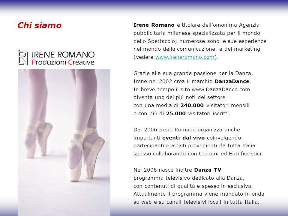 Chi siamo Irene Romano è titolare dell'omonima Agenzia