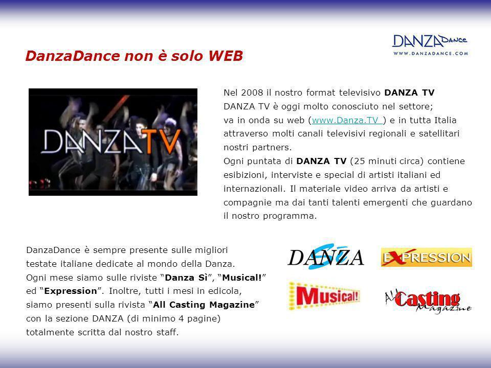 DanzaDance non è solo WEB