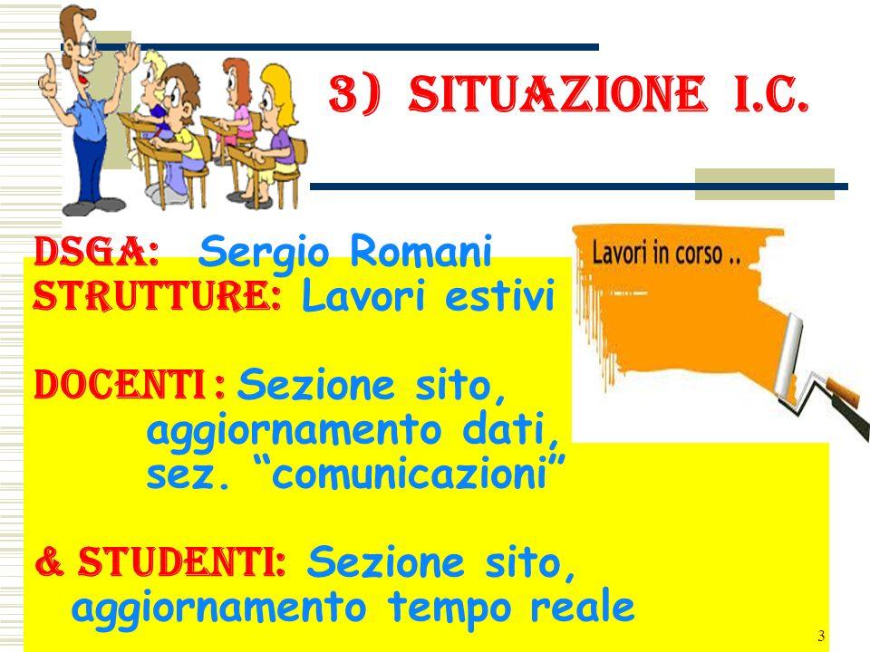 3) situazione i.c.