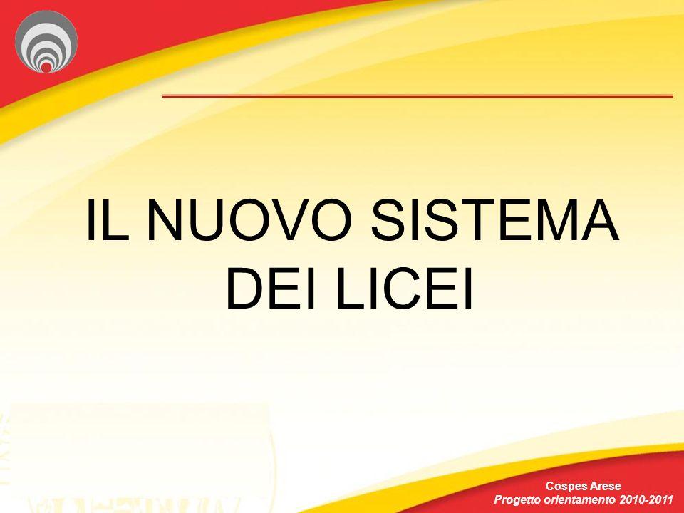 Progetto orientamento 2010-2011