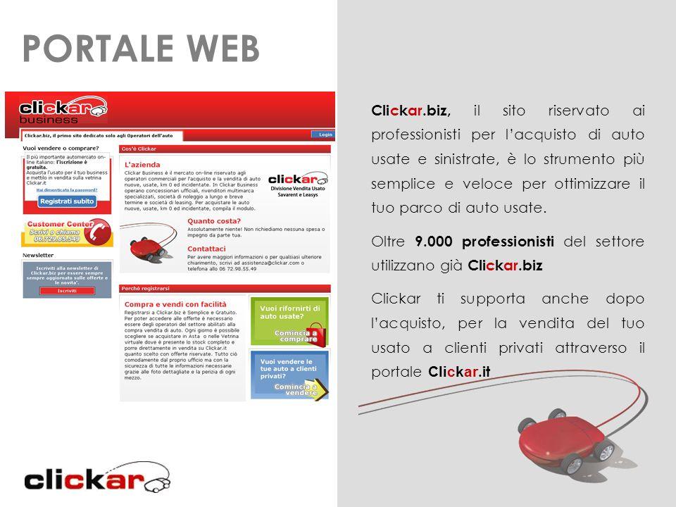 PORTALE WEB