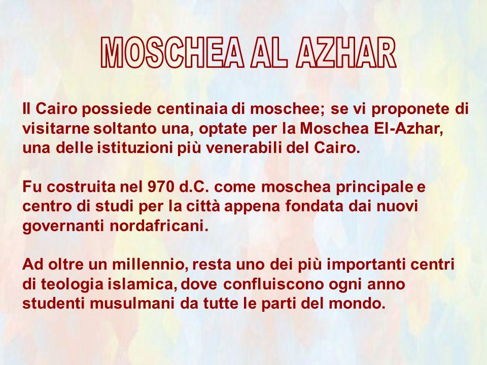 MOSCHEA AL AZHAR
