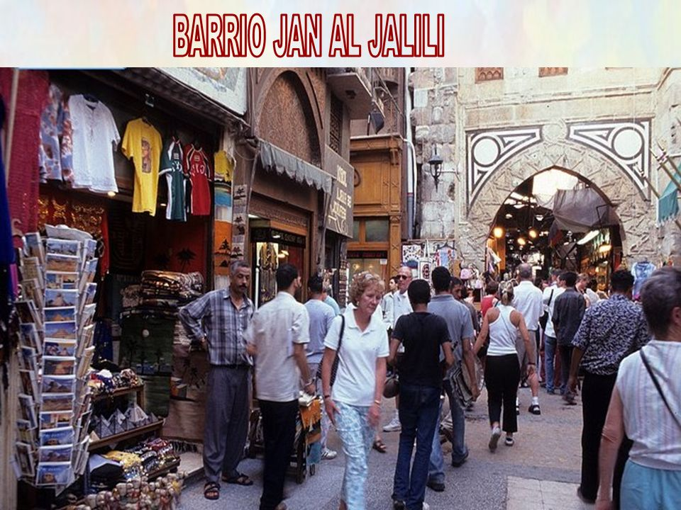 BARRIO JAN AL JALILI