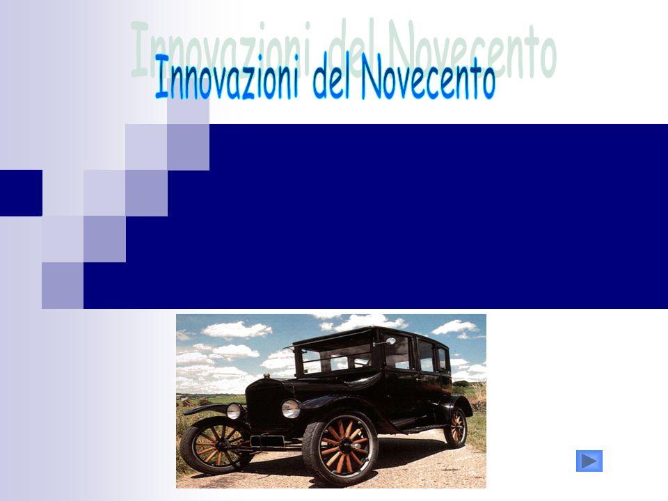 Innovazioni del Novecento