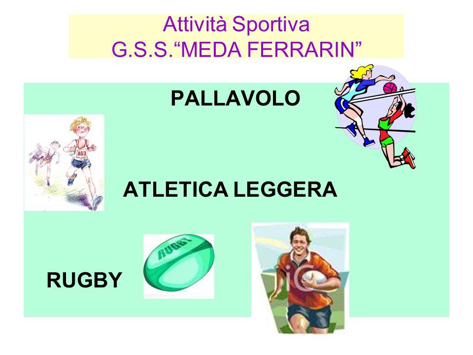 Attività Sportiva G.S.S. MEDA FERRARIN