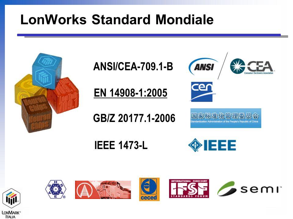 LonWorks Standard Mondiale