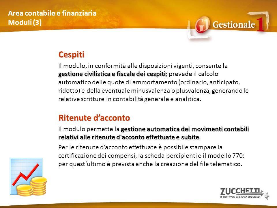 Area contabile e finanziaria Moduli (3)